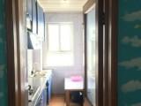 个人 出租~洋货~三室一厅中档装修房中卧室 无隔断 拎包入住和平里
