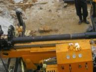 排渗管钻机一套,双孔钻机,外径15cm,发动机型号410