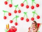 六一节布置儿童气球派送魔法气球造型幼儿园小学氛围布置