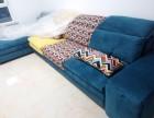 100%全新拼色布艺创意沙发1.9 3.8米低价处理