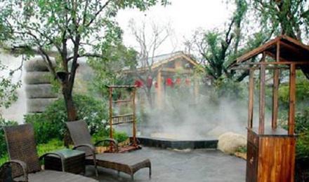 武汉关山温泉度假村