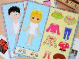 儿童1-6岁益智早教创意玩具 木制男女宝
