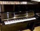 大连市最大最专业原装进口二手钢琴 迎寒假促销活动