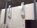 佛山喷砂房喷漆房静电除尘湿式除尘布袋除尘脉冲除尘废气处理设备