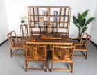 实木家具中式古典博古架置物架古董架书架茶叶展示柜