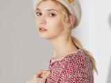 帽子服饰拍摄的小可爱外模来自乌克兰的KATYA