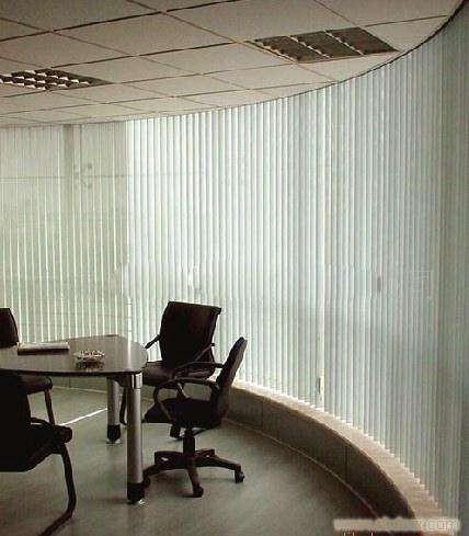 2017新款窗帘 工程遮阳卷帘 办公室铝百叶 电动窗帘热销中