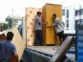 百信搬家,专业家庭搬家、公司搬家、空调移机家具拆装