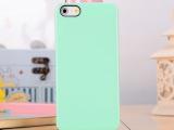 iphone5雪糕壳糖果壳UV光面手机保护壳苹果5外壳