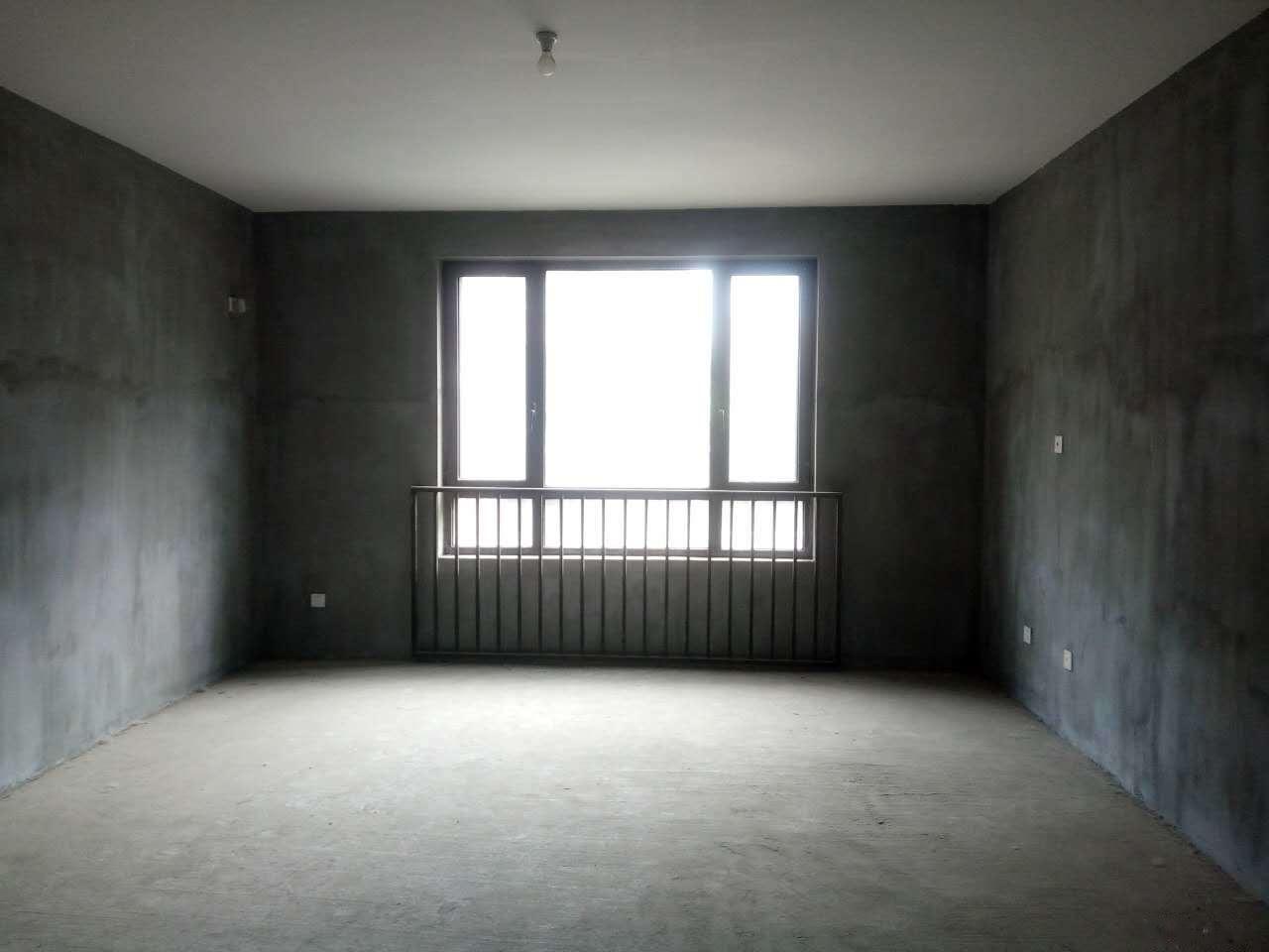 锦业路绿地诺丁山别墅 五室毛坯 联排 证在手 随时看房