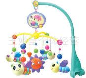 批发 小蜜蜂床铃 婴儿床铃 摇铃 音乐床铃转转乐床挂玩具