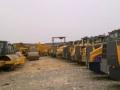 急卖9成新222压路机,18-21铁三轮,16吨胶轮压路机等