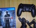 PS4游戏机+神秘海域4 单手柄500G型号11