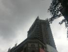 江北步行街恒大楼上有房出租,朝南,家电家具齐