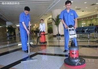 江门市地板打蜡 地板翻新 高空清洗
