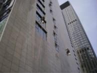 上海专业高层外墙清洁,高层玻璃幕清洁,高空外墙广告牌清洗