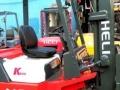 丰田叉车 TCM5吨进口柴油机叉车新款叉车低价转让
