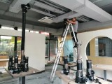 厨房抽风机油烟净化器系统设计安装排烟管风管烟罩改造工程