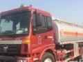 迪庆铝合金半挂油罐车哪里买5吨8吨12吨油罐车洒水车出售
