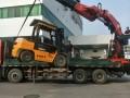 2018东莞长安哪里有吊车出租-机器吊装搬厂搬运公司