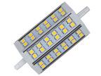 5050SMD36LED贴片R7S节能灯8W 玉米灯 泛光灯替代80W卤素灯