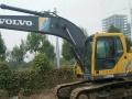 转让 挖掘机沃尔沃便宜转让沃尔沃210精品挖机