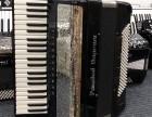北京手风琴实体店转让一批95成新意大利索布拉尼牌回声手风琴