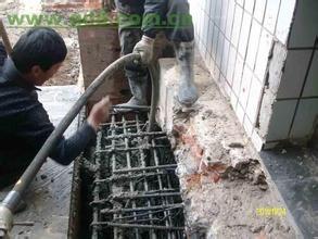 唐山专业地基加固/承重梁(柱子)加固/房屋加固拆除改造公司