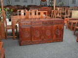 佛山有哪些专业的佛山市尚方圆家具制造厂 红木沙发非洲花梨实木