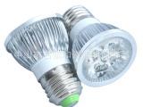 LED灯杯 4W射灯 大功率LED射灯 MR16 GU10 E2