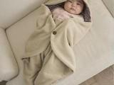小魔怪多功能外出抱被婴儿抱毯造型睡袋推车专用保暖睡袋