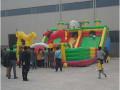 儿童充气滑滑梯城堡租赁儿童充气攀岩充气海洋球充气钓鱼池租赁