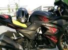 隆鑫250摩托跑车1元