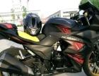 隆鑫250摩托跑车