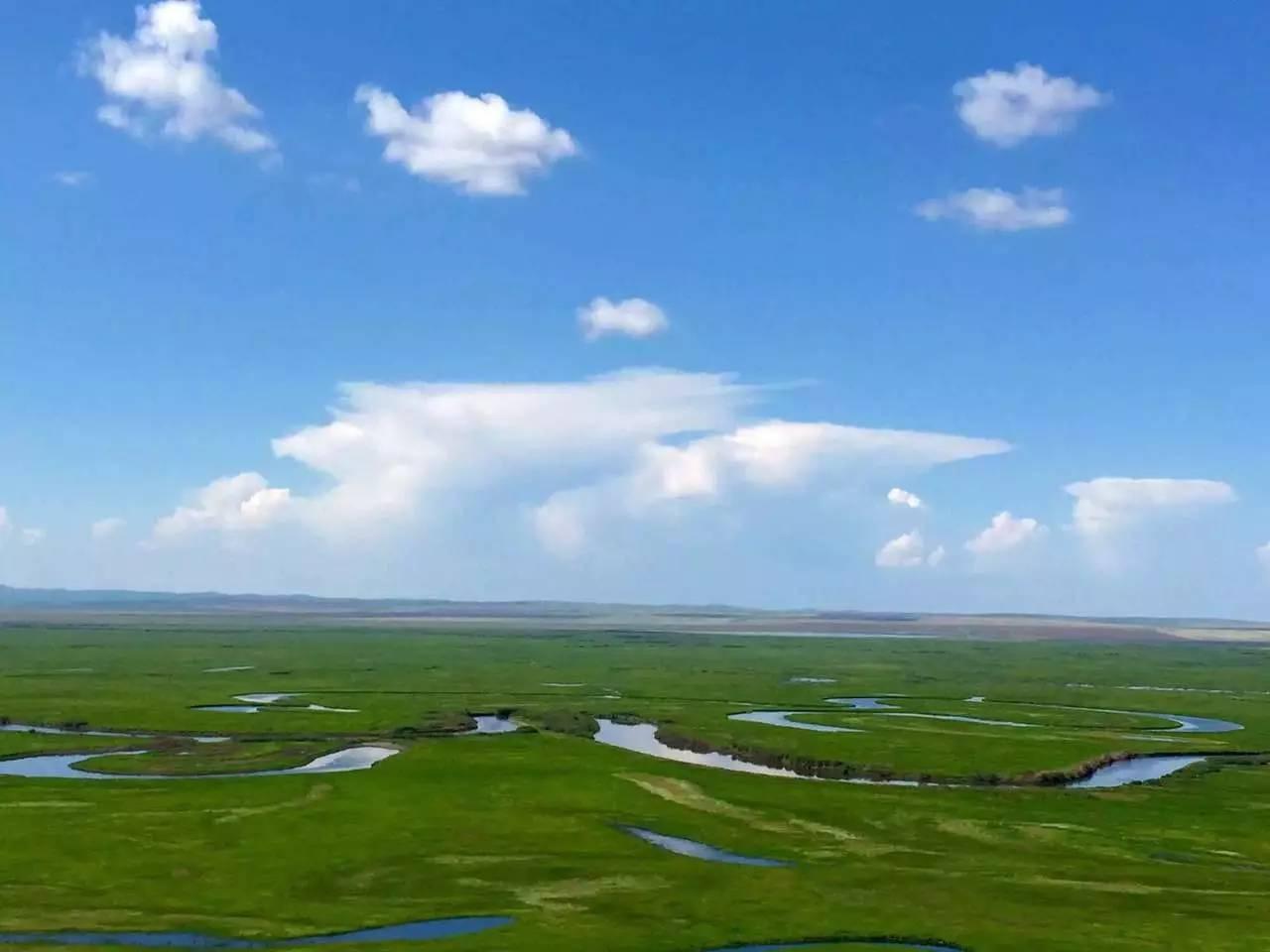 2017穿越草原腹地 探访牧民生活 纵马奔腾呼伦贝尔大草原