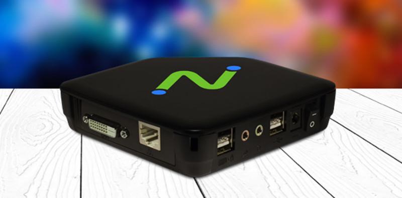 呼叫中心解决方案NComputing L350云终端