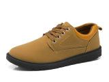 厂家直销 春款单鞋男鞋牛绒皮板鞋潮流欧美英伦风韩版时尚鞋子