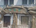 华阴市水泥雕塑仿木假山龙艺雕塑公司