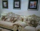 定做沙发套。沙发翻新