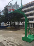 广西众健翔体育教你买专业级篮球架 广西比赛专用篮球架