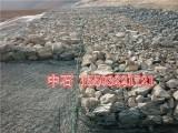 镀锌包塑铅丝笼 坡脚防护镀锌铅丝笼-中石丝网