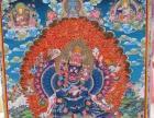 西藏热贡唐卡手工会画唐卡
