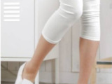 20147春夏装孕妇七分裤 裤莫代尔休闲孕妇托腹孕妇打底批发