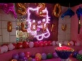 专业宝宝宴,生日宴,百岁宴,气球低价布置