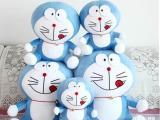 哆啦a夢機器貓 毛絨玩具 公仔 布娃娃兒童女友節日禮物