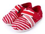 童鞋批发 2015夏季外贸帆布鞋 休闲品牌扣带新款儿童帆布鞋