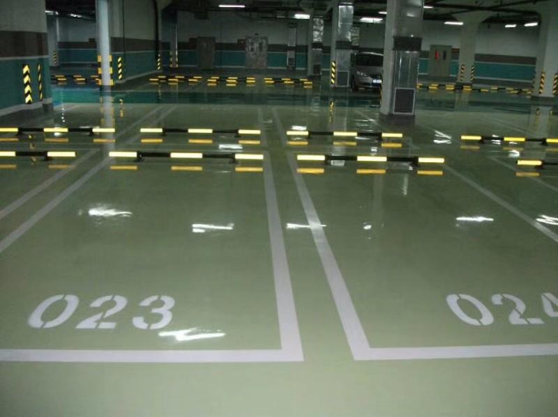 环保新品环氧树脂地坪漆施工