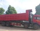 解放奥威重型自卸货车8.5米