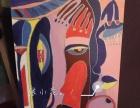 手绘装饰画-抽象画&丙烯  30*40  包邮哦。