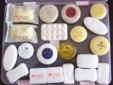 宾馆一次性香皂 20克圆形小肥皂小香皂洗手皂